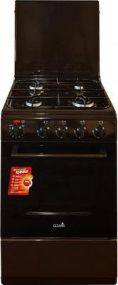 Комбинированная плита Cezaris ПГЭ 1000-05 коричневый