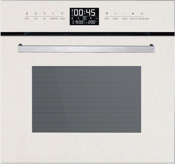 Встраиваемый электрический духовой шкаф Zigmund amp Shtain EN 117.921 W встраиваемый электрический духовой шкаф smeg sf 4120 mcn