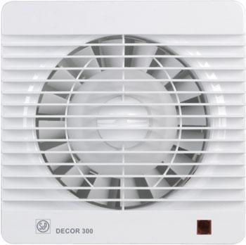 Купить Вытяжной вентилятор Soler amp Palau, D&#233 cor 300 C (белый) 03-0103-010, Испания