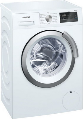 Стиральная машина Siemens WS 12 L 241 OE встраиваемая стиральная машина siemens wk 14 d 541 oe