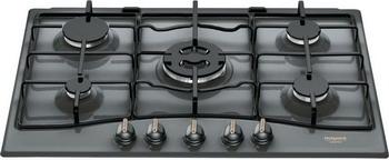 Встраиваемая газовая варочная панель Hotpoint-Ariston 750 PCT R /HA(AN) hotpoint ariston 7hpc 640t an r ha