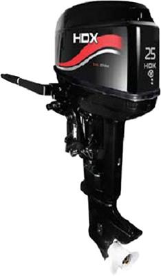 Мотор лодочный HDX T 25 BMS 35740