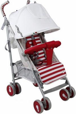 Коляска Sweet Baby Marella Red прогулочная коляска sweet baby sweet baby mamma mia linen miami