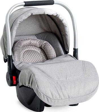 Автокресло Lorelli HB 801 Delta 0-13 кг Серый / Grey 10071051737