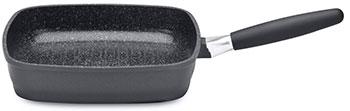 Сковорода-гриль Berghoff 32 см 4 9 л Scala сковорода гриль 24 см berghoff scala 2307212