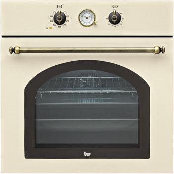 Встраиваемый электрический духовой шкаф Teka HR 750 VANILLA OB электрический духовой шкаф teka hr 650 bg b