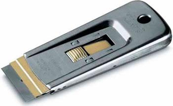 Скребок для окон с зап. лезвиями Stanley 0-28-500 скребок libman для окон длина 30 см