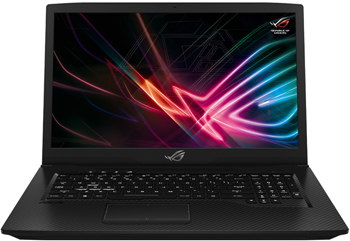 Ноутбук ASUS GL 703 GM-EE 241 (90 NR 00 G1-M 04890) ноутбук asus gl 703 ge gc 200 90 nr 00 d2 m 04200 black metal