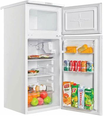 Двухкамерный холодильник Саратов 264 (КШД-150/30) двухкамерный холодильник don r 297 b