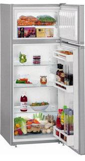 Двухкамерный холодильник Liebherr CTPsl 2521 двухкамерный холодильник liebherr ctpsl 2541