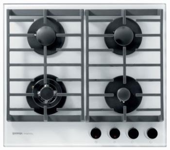 Встраиваемая газовая варочная панель Gorenje Simplicity GKTG 6 SY2W