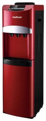 Кулер для воды HotFrost V 127 red кулер для воды hotfrost 35 an