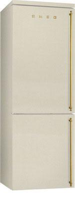 Двухкамерный холодильник Smeg FA 8003 PS smeg sf 4920 mcp