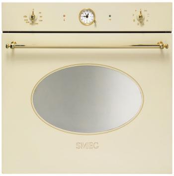 цена на Встраиваемый электрический духовой шкаф Smeg SFP 805 P
