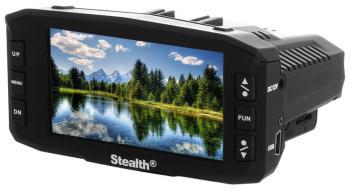 Автомобильный видеорегистратор Stealth MFU 630 stealth dvr mfu 640 black видеорегистратор радар детектор