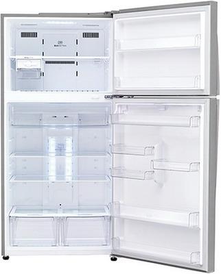 Двухкамерный холодильник LG GC-M 502 HMHL lg gc b207gmqv