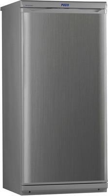 Однокамерный холодильник Позис СВИЯГА 513-5 серебристый металлопласт двухкамерный холодильник позис rk 101 серебристый металлопласт