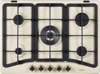 Встраиваемая газовая варочная панель DeLonghi AV 57 PRO delonghi fh 1394 white