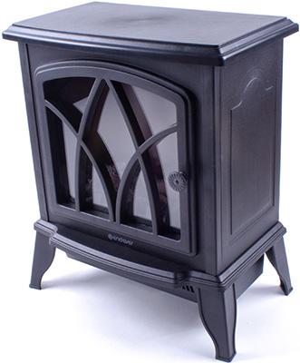 Камин Endever Flame-04 черный