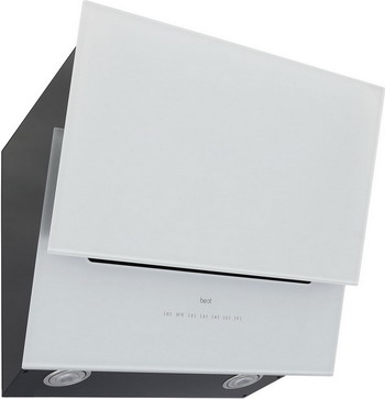 Вытяжка со стеклом Best SPLIT White 550 вытяжка со стеклом neff d 95 fq t1 n0