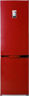 Двухкамерный холодильник ATLANT ХМ 4424-039 ND рубиновый двухкамерный холодильник atlant хм 4424 000 n
