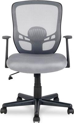 Кресло College HLC-0420 F-1C-1 серый кресло компьютерное college hlc 0370 black