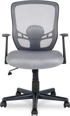 Кресло College HLC-0420 F-1C-1 серый кресло college hlc 1500 f 1c черный
