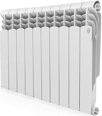 Водяной радиатор отопления Royal Thermo Vittoria 500 - 10 секций радиатор royal thermo vittoria 500 6 секций