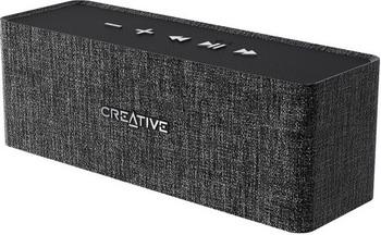 Портативная акустика Creative NUNO Black creative nuno micro black портативная акустическая система 51mf8265aa000