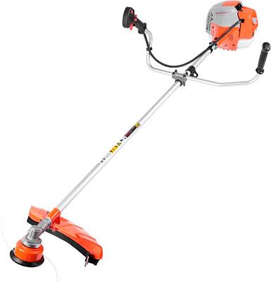 Набор: Мотокоса и леска Hammer MTK 43 B  леска 2 4мм круглая 200м (бухта) hammer 216 106 tl round 2 4мм 15м круглая цвет красный