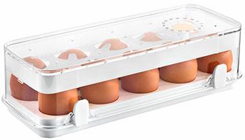 Kонтейнер для холодильника Tescoma PURITY для 10 яиц 891834