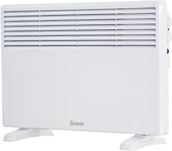 Конвектор Scoole SC HT CM4 2000 WT конвектор scoole sc ht cm2 2000