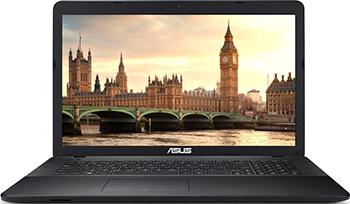 Ноутбук ASUS X 751 NA-TY 027 (90 NB0EA1-M 00380) ноутбук asus k751sj ty020d 90nb07s1 m00320