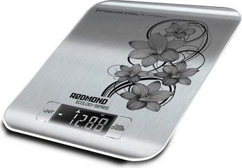 Кухонные весы Redmond RS-M 737 весы кухонные redmond rs 736 рисунок полоски