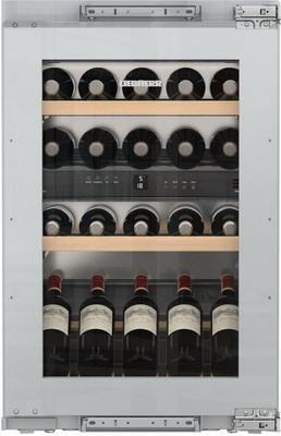 Встраиваемый винный шкаф Liebherr EWTdf 1653 Vinidor встраиваемый винный шкаф liebherr uwt 1682