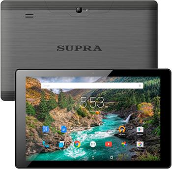Планшет Supra M 14 A 4G черный жк телевизор supra 39 stv lc40st1000f stv lc40st1000f