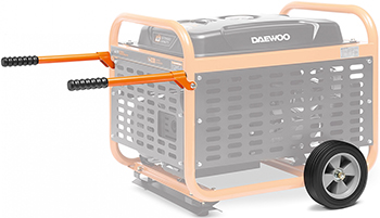 Комлект транспортировочный Daewoo Power Products DAWK 30
