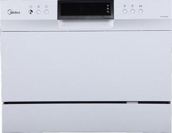 Компактная посудомоечная машина Midea MCFD-55500 W стиральная машина midea abwm610s7 белый