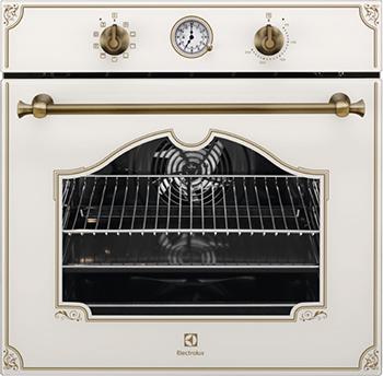 Встраиваемый электрический духовой шкаф Electrolux OPEB 2500 V духовой шкаф electrolux opeb 4330 v