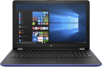 Ноутбук HP 15-bs 044 ur (2WG 25 EA) Marine blue hp 15 ba000