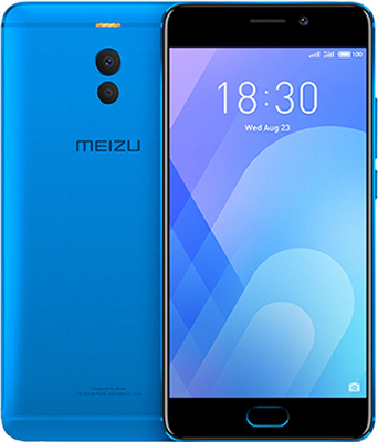 Мобильный телефон Meizu M6 Note 64 GB синий meizu m8 se 8gb
