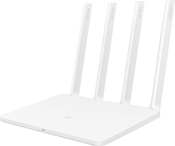 Беспроводной маршрутизатор Xiaomi Mi Wi-Fi Router 3 белый xiaomi mi wi fi router 3g