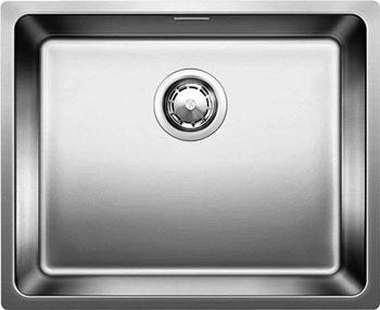Кухонная мойка BLANCO ANDANO 500-IF InFino нерж.сталь мойка andano 700 if 518616 blanco