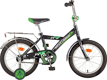 Велосипед Novatrack 14'' TWIST черный 141 TWIST.BK7