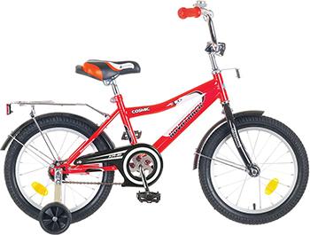 Велосипед Novatrack 14'' COSMIC  красный 143 COSMIC.RD5 детский велосипед для девочек novatrack cosmic х50269