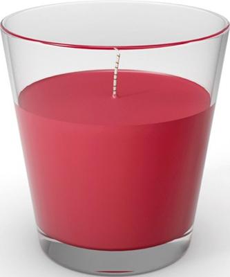 Арома-свеча CRISTALINAS коническая с ароматом лесных ягод 50 часов bonne maman конфитюр экстра из лесных ягод 370 г