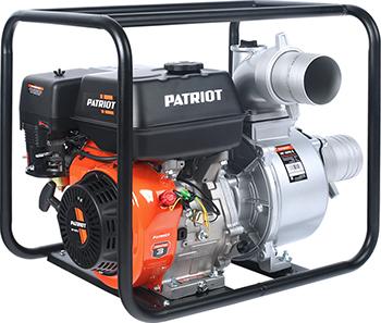 Мотопомпа Patriot MP 4090 S 335101640 снегоуборщик patriot 777 s