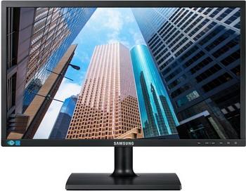 ЖК монитор Samsung S 22 E 200 BW (LS 22 E 20 KBW/CI) Black