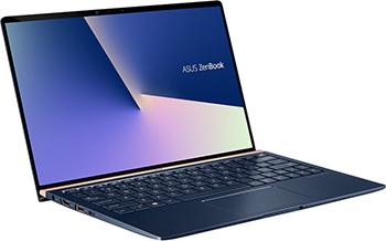 Ноутбук ASUS UX 333 FA-A 3142 T i5-8265 U (90 NB0JV1-M 03040) Royal Blue Metal