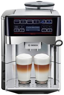Кофемашина автоматическая Bosch TES-60729 RW кофемашина bosch tes 80721rw